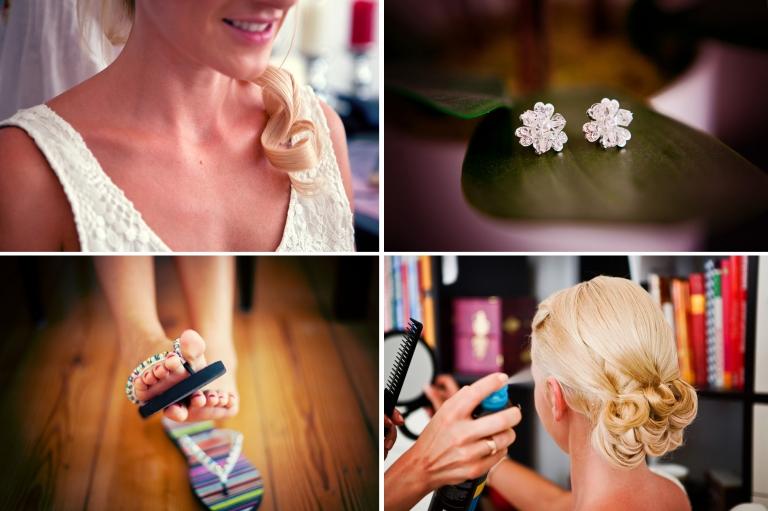 Vorbereitung der Braut Hochzeitsfotograf Berlin