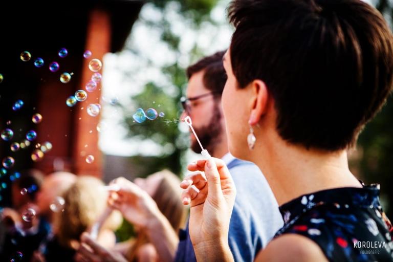 Stober Landgut Hochzeitsfotograf Nauen Gratulation