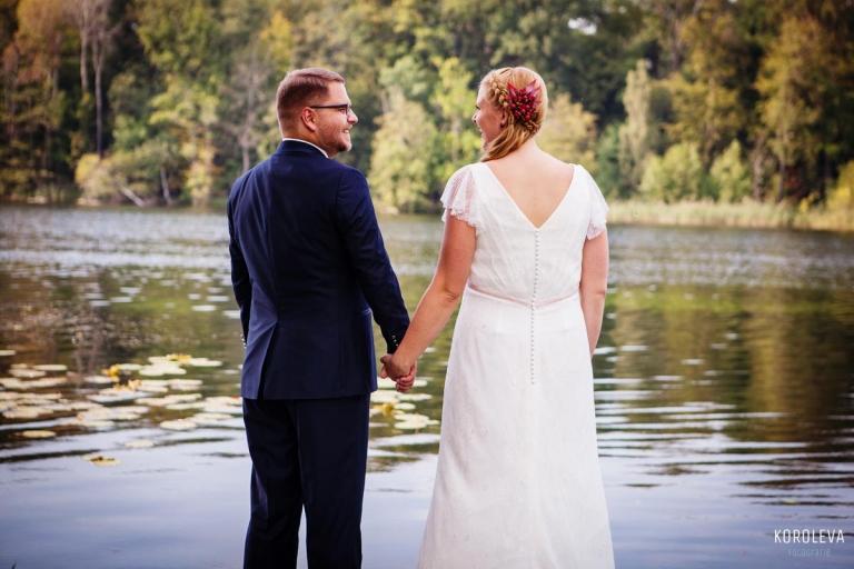 Stober Landgut Hochzeitsfotograf Nauen Brautpaarshooting