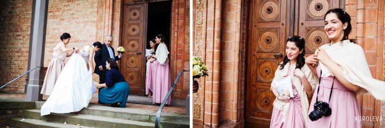 Brautjungfern Hochzeitsfotograf Berlin