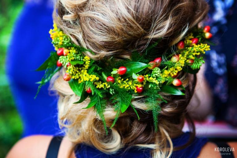 Frisur Braut Hochzeitsfotograf
