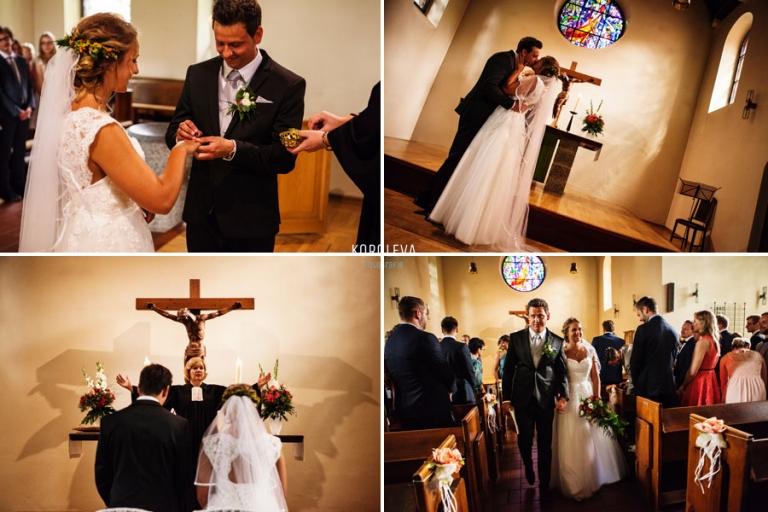 Trauung Hochzeit Hochzeitsfotograf Kirche