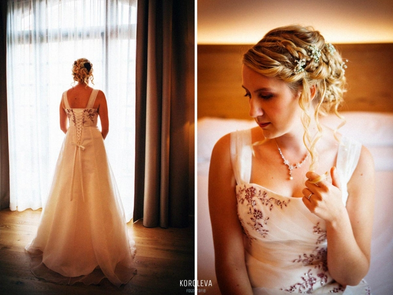 Hochzeitsfotograf Bad Belzig Paulinenhof Brautvorbereitung